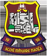 Scoil Mhuire Naofa Carrigtwohill Logo