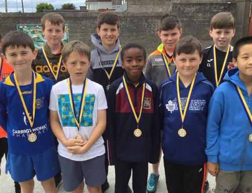 Cork Primary Sports Winners