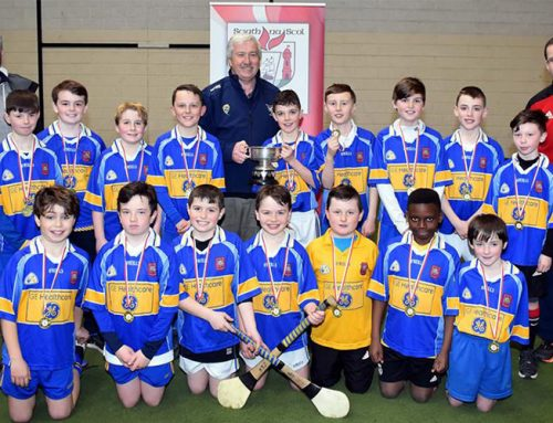 Indoor Hurling Champions