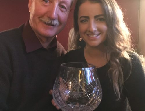 Congratulations Mr. Foley – Carrigtwohill Hall of Fame Award Winner for 2018