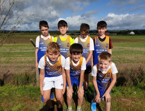 Cross Country Running Team